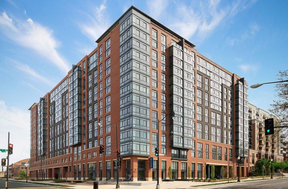 Union Place New Luxury Apartments In Noma Washington Dc