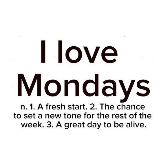 Good Morning! Let's have a great week :) #LiveUnionPlace #HappyMonday #DC